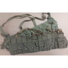 Chinese Surplus SKS Chest Rig - 10 Pocket