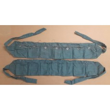 Turkish Surplus Mauser Cloth Bandolier