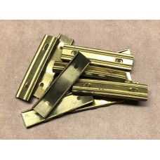 8mm Mauser Stripper Clips - European Brass