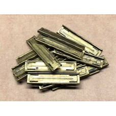 8mm Mauser Stripper Clips - Turkish One Piece Brass