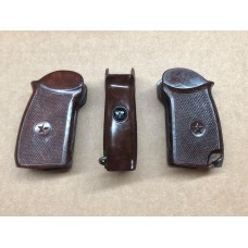 Bulgarian Makarov Bakelite Grips with Screw