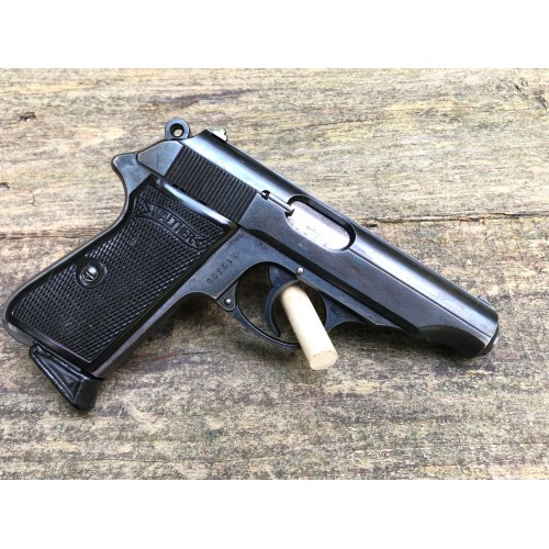 "Walther PP - Rare Munich Police ""PDM"" Marked"