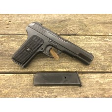 Chinese Norinco 213 Tokarev - 9mm - Two Matching Mags