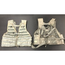 USGI Surplus ACU MOLLE Fighting Load Carrier (FLC) - Buckle Rear