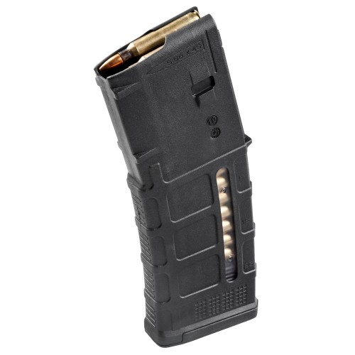 Magpul PMAG GEN M3 Window 30rd AR15 Magazine - Black