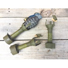 Vietnam Era M1A2 Grenade Launching Adapter