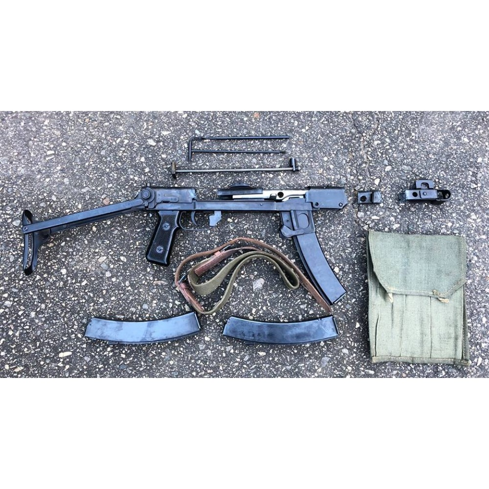 Polish PPS-43 Full Auto Parts Kit Package | Victory Arms & Munitions