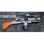 Israeli Uzi Full Auto Parts Kit - Wood Stock