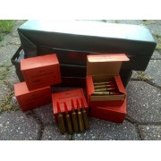 6.5x55 Swede Training Ammo - 200 Round Battle Pack