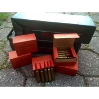 6.5x55 Swede Training Ammo - 20 Round Sealed Box