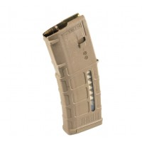 Magpul PMAG 30rd AR/M4 GEN M3 Window - Medium Coyote Tan